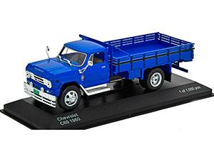 CHEVROLET C60 TRUCK (БОРТОВОЙ ГРУЗОВИК) 1960 BLUE