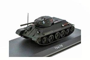 TANK PANZER T-34