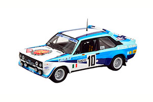 FIAT 131 ABARTH WINNER RALLY MONTE CARLO 1980 RÖHRL/GEISTDÖRFER
