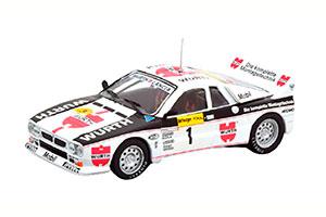 LANCIA 037 WINNER RALLY GERMANY 1983 RÖHRL/GEISTDÖRFER