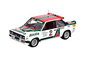 FIAT 131 ABARTH #2 RALLY MONTE CARLO 1978 ALITALIA RÖHRL/GEISTDÖRFER