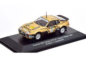 PORSCHE 924 CARRERA GTS WINNER RALLY HESSEN ROHRL/GEISTDOERFER 1981 *ПОРШЕ ПОРШ