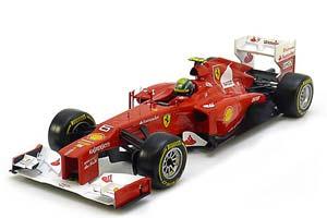 Ferrari F2012 F1 Felipe Massa