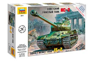 MODEL KIT SOVIET HEAVY TANK IS-2 | СОВЕТСКИЙ ТЯЖЕЛЫЙ ТАНК ИС-2