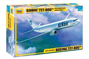 ПАССАЖИРСКИЙ АВИАЛАЙНЕР БОИНГ 737-800