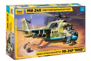 MODEL KIT SOVIET IMPACT MI-24P HELICOPTER | СБОРНАЯ МОДЕЛЬ - СОВЕТСКИЙ УДАРНЫЙ ВЕРТОЛЁТ МИ-24П *СБОРНАЯ МОДЕЛЬ