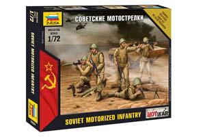 MODEL KIT SOVIET SHOOTING | СБОРНАЯ МОДЕЛЬ СОВЕТСКИЕ МОТОСТРЕЛКИ *СБОРНАЯ МОДЕЛЬ