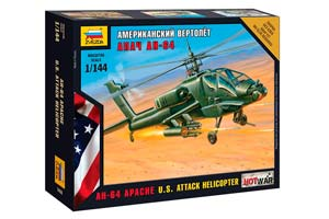 MODEL KIT AMERICAN HELICOPTER APACH AN-64 | АМЕРИКАНСКИЙ ВЕРТОЛЕТ
