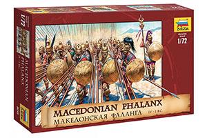 FIGURINE MODEL KIT MACEDON PHALANGE IV-II BB. BC. | МАКЕДОНСКАЯ ФАЛАНГА IV-II ВВ. ДО Н.Э. *СБОРНАЯ МОДЕЛЬ