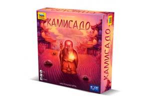 TABLE GAME KAMISADO   КАМИСАДО *СБОРНАЯ МОДЕЛЬ