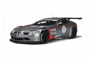 MERCEDES MCLAREN SLR 722 GT NO.1 GT TROPHY 2007 ALESI LIMITED EDITION 504 PCS.