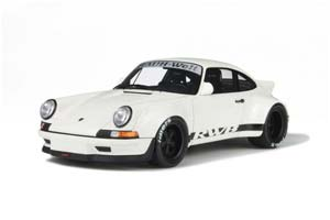 PORSCHE 911 (930) RWB 1973 WHITE LIMITED EDITION 504 PCS.