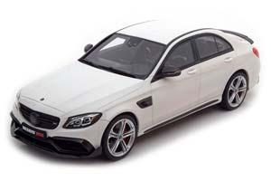 Mercedes Brabus 650 2015 White Limited Edition 504 pcs.