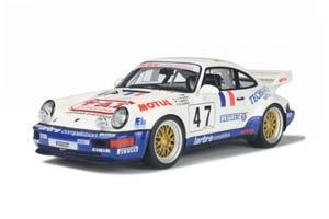 PORSCHE 911 (964) RSR NO.47 24H LE MANS 1993 DUPUY/BARTH/GOUHIER LIMITED EDITION 504 PCS.